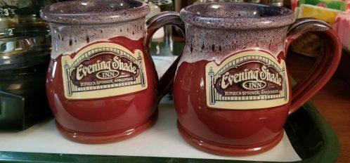 Cranberry Mugs